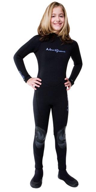 3mm Junior Jumpsuit - 8546_SB30JB011_1281783238