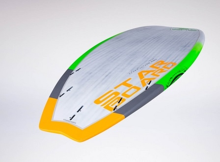 "Air Born Brushed Carbon 8'10"" x 31.5"" - 14760_starboardairborn1-1421215869"
