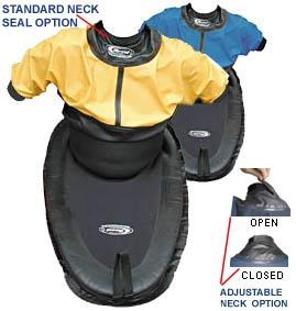Unisex Short Sleeve Dry Cag Deck - 8103_13172_1279368449