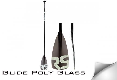 Glide Poly Glass Adjustable SUP Paddle - _glidepolyglassravesup1-1388206676