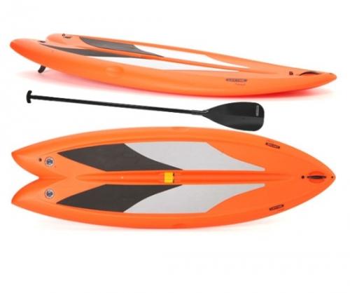 Freestyle Paddleboard Orange - _90166-paddleboard-1326215794