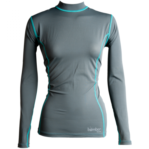 Women's Solar 50 Rash Guard - Long Sleeve - _womensolarlong50-1421654155