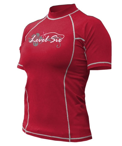 Venus Short Sleeve Womens - 4732_venusssred_1291997846