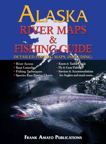 Alaska River Maps & Fishing Guide - 51vGWLiHesL