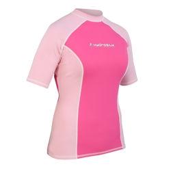 Women's HydroSilk Shirt - S/S - 4834_hydropink_1264157705