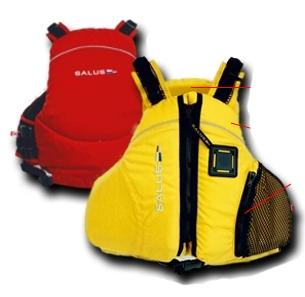 Amyot Contoured High Back Vest - 9301_01_1285252916