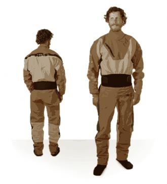 Jackson Icon Dry Suit - Men - Custom - _jacksongoretech-1415812055