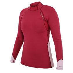 Women's HydroSkin Shirt - L/S - 5071_cranebarry_1264585052