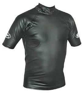 Men's Short Sleeve Aquatherm Top - 8071_1_1279280609