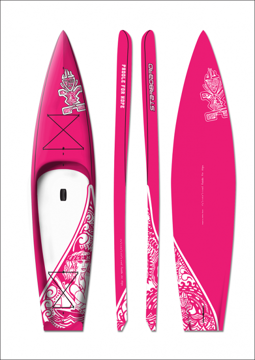 """Paddle For Hope 11'6"""" x 29.5"""" - _paddle-for-hope2-1421238317"""