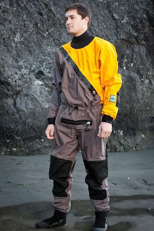 SuperNova Paddling Suit with Relief Zipper and Socks - Men - _sno-supernova-w-relief-zipper-2-2-1364199032