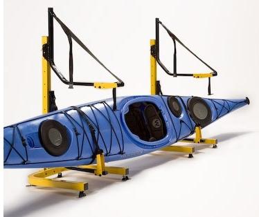 2-Boat Free-Standing Kayak Storage Rack - 10173_02_1289931425