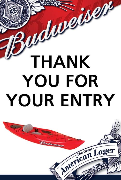 Budweiser Kayak - 8349_kayakformthanks_1280685468