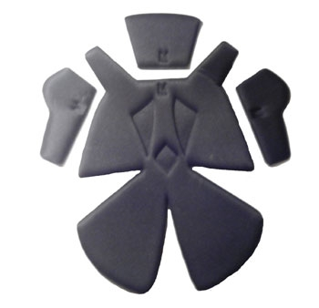 Complete Fit Pad Replacement Set - _cfprs_1312201352