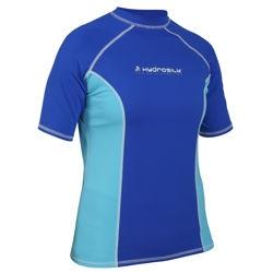 Women's HydroSilk Shirt - S/S - 4834_hydroblueteal_1264157705