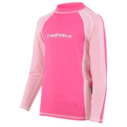Youth HydroSilk Shirt - L/S - 4837_youthlsleevepink_1264161564