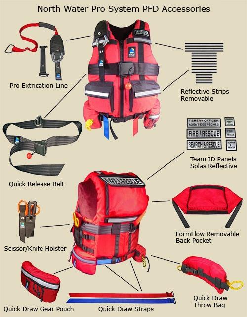 Standard Pro System Rescue PFD - 6146_4_1273662887