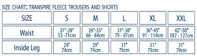 Fleece Shorts - 8150_14821_1279628290