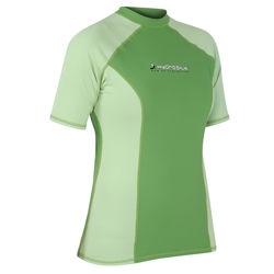 Women's HydroSilk Shirt - S/S - 4834_hydrogreengreen_1264158168
