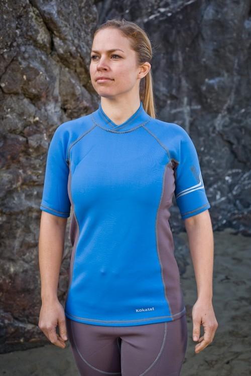 NeoCore Short Sleeve Shirt- Women - _neocoreshort-1416389656