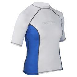 Women's HydroSilk Shirt - S/S - 4834_hydrowhiteblue_1264157705