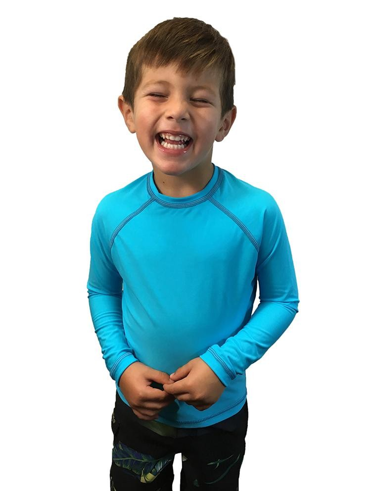 Toddler Koredry Long Sleeve Rashguard