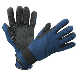Rescue Gloves - 5004_rescuegloveblue_1264476060