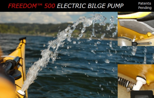 Freedom 500 Electric Bilge Pump - 8125_SNAG0666_1279535893
