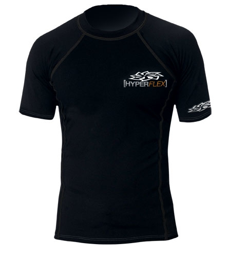 Polyolefin Short Sleeve Rash Guard - 8556_XP110UN01_1281789819