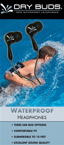 DryBUDS Waterproof Headphones - _DB122_1314260793