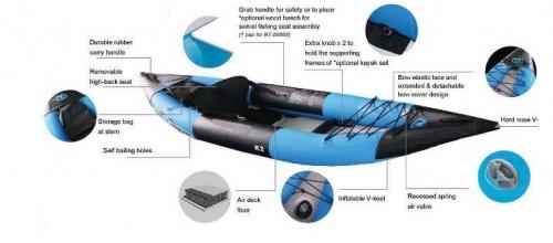 "K2 Professional Kayak BT-88868 10'5"" - _k2inflatable-1ab-1402549766"