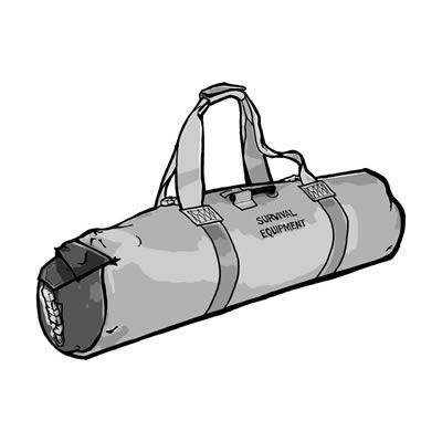 Survival Equipment Bag - Large - _FGWSURL_1315900189