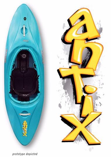 Jackson Kayak Introduces New Antix Creeking River Running