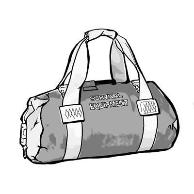 Survival Equipment Bag - Small - _FGWSURS_1315899981