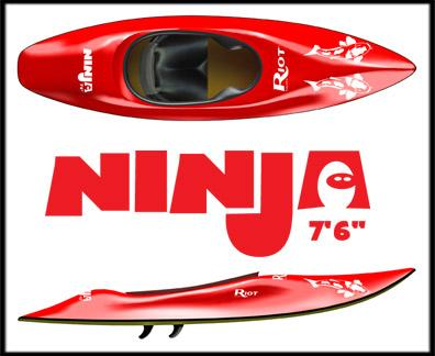 """Ninja 7'6"""" - boats_1516-2"""