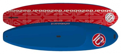 "oZo Cruiser 10'6"" - _ozoboardas-106-v2-2-top-1400081684"
