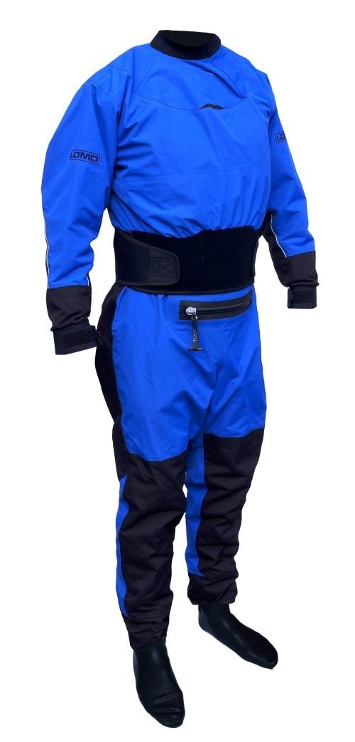 Renegade II Drysuit - Kayaking Drysuit - Blue - _renegade-ii-high-res-press-2-1366893052