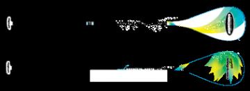 Wahine Paddles 13° Carbon/Fiberglass - _wahinecoreban-1390151176