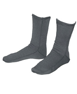 Fleece Socks - 8151_15352_1279628726