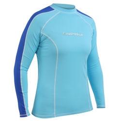 Women's HydroSilk Shirt - L/S - 4833_longteablu_1264119648