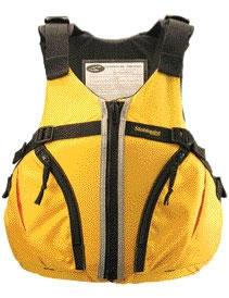 Cruiser Women's Hi-Back Vest - 5276_cruiseryellow_1265629385