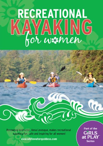 Recreational Kayaking for Women - 51VfS3RsrXL