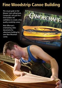 Fine Woodstrip Canoe Building with Nick Offerman DVD - 41uLifcvs0L