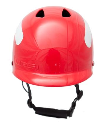 Rescue Helmet - 11366_RedRescueFront_1312218677