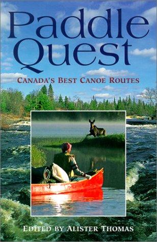 Paddle Quest - Canada's Best Canoe Routes - 51QRKDG62AL