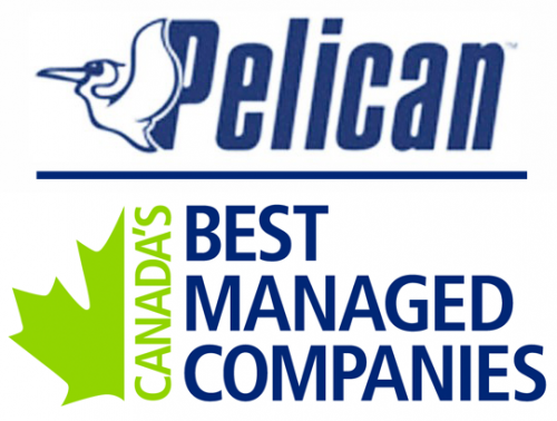 Pelican International named one of Canada's Best Managed  Companies in 2014. - _pelican-best-managed-companies-1426186186