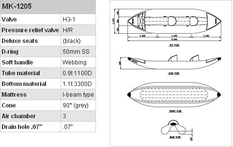 Kayak MK-1205 - _3-1327514574