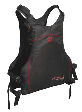 Race-Lite Competition Floatation Vest - 4785_pfdcharcoal_1291984874
