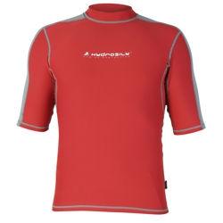 HydroSilk Shirt - S/S - 4840_hidrosilkshirtred_1264171250
