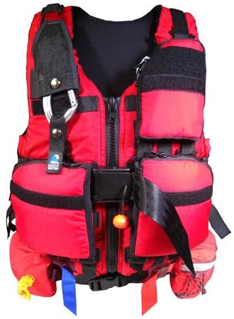 Pro System Detachable Pockets Rescue PFD - 6147_2_1273663513